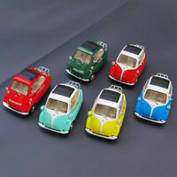 New Arrival Welly 1:24 Scale BMW Isetta Diecast Car Model Collection Toy W/ Case