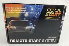 Crimestopper Rs3-g5 Remote Start With Keyless Entry System new open box