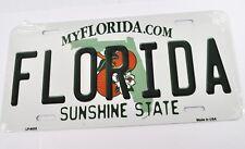 USA Auto Nummernschild License Plate Deko Blechschild Florida