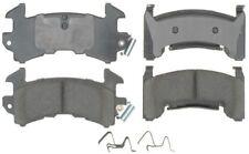 Disc Brake Pad Set-Ceramic Disc Brake Pad Front/Rear ACDELCO PRO DURASTOP