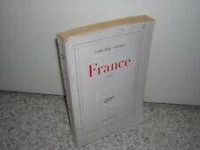 1945.France / Marie-Anne Comnène.SP + envoi autographe