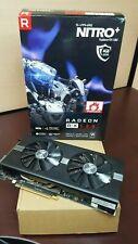 Sapphire 11265-01-20G Radeon Nitro+ Rx 580 8GB GDDR5 Dual PCI-E Graphics Card