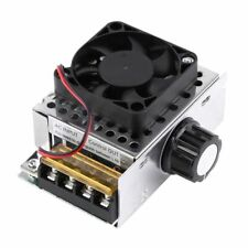 220V AC SCR Electric Voltage Regulator Dimmer Electric Motor Speed Controller