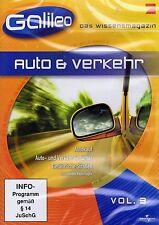 DVD NEU/OVP - Galileo das Wissensmagazin - Vol. 3 - Auto & Verkehr