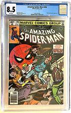 Amazing Spider-Man #206 CGC 8.5