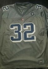 Vtg Georgetown Hoyas #32 Jersey Mens Large Colosseum Stitched Football