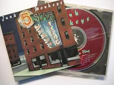 """JUNK MONKEYS """"FIVE STAR FLING"""" - CD"""