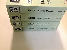 2013 Chevrolet Chevy CAMARO Service Shop Repair Manual Set FACTORY NEW 2013