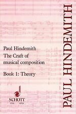 The Craft of Musical Composition, Book 2: Exercises in Two-Part Writing by...