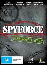 Spyforce - The Complete Series (DVD, 2013, 14-Disc Set)