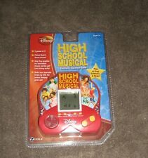 New High School Musical 5 in 1 Electronic Handheld Game