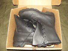 assorted manufacturers  Combat Boots, 12.5 Regular - Military Surplus - NEW -