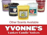 NEW Fruity & Fresh Yankee Candle Votive Pack of 18 Scented Candles SALE 33% OFF