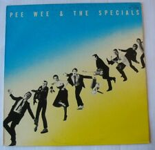 PEE WEE & THE SPECIALS  (LP 33T)  MAMA SAID