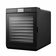 Devanti 700W 10-Tray Food Dehydrator - Black