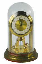 Vintage W.u. A. Schmid-Schlenker Jr Germany Clock with Dome