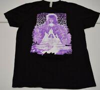 Men's Labyrinth T-Shirt Size Large, Rock Me, David Bowie, Labyrinth, Black Shirt