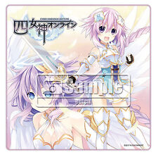 Four Goddesses Online CYBER DIMENSION NEPTUNE small fiber cloth z1
