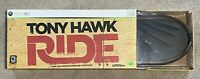 New Tony Hawk Ride Xbox 360 Game & Wireless Skateboard Controller Bundle Sealed