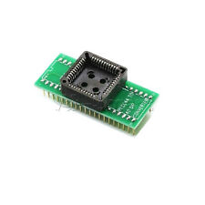 PLCC44 to DIP40 EZ Programmer Adapter IC Test Socket Universal Converter