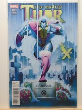 The Mighty Thor #9 009 Variant Edition Marvel Comics CB3202