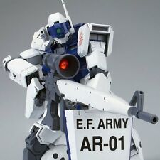 [Premium Bandai] MG 1/100 GM Sniper II White Dingo Team (IN STOCK)