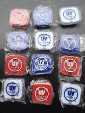 UV Vodka Ear Buds. Set Of 12. New. Free Shipping USA