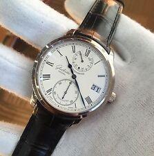 NEW! 18k Glashutte Original Senator Chronometer 42mm - 58-01-01-04-04
