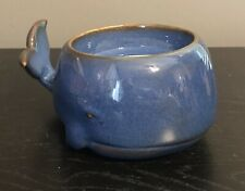 Bath And Body Works Ceramic Whale 3-wick Candle Holder