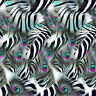 Abstract Print Cotton Fabric For Sewing Quilting Apparel Crafts 44 Inches Wide