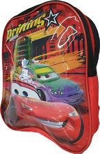 Disney Cars  Childrens Backpack School Lunch Bag