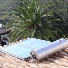 300LT Compact Solar Hot Water Heater Heating, 2 x 2m2 Thermal Solar Panel System