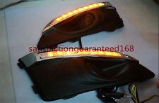 LED daytime running light DRL With Fog Lamp Cover For Chevrolet AVEO Sonic New