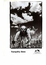 Tranquility Bass Vintage Photo