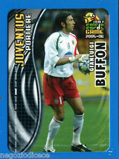 [GCG] CALCIO CARDS GAME 2005-06 - Figurina-Sticker n. 61 - BUFFON - JUVENTUS
