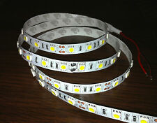 ¡Rebajas! 1m Tira LED 5050 SMD Luz Blanca Fría (60 Led) 12V