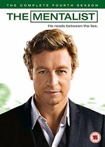 The Mentalist - Season 4 [DVD] [2012][Region 2]