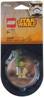 Yoda Fridge Magnet - LEGO - Star Wars Jedi Figure - Disney - Brand New & Sealed