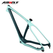 """26er Carbon Fat Bicycle Frame Beach Snow Mountain Bike Frames Fit 5"""" Fat Tires"""