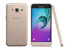 Samsung Galaxy J3 SM-J320 - 16GB - Gold (Sprint) Smartphone B