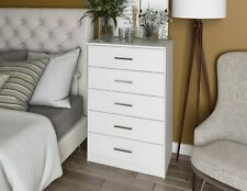 Metro 100% Solid Wood 5-Drawer Chest by Palace Imports