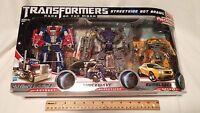 Transformers Dark Of The Moon Streetside Bot Brawl Action Figures