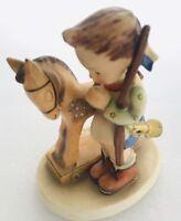 VTG  Hummel Goebel Figurine Prayer Before Battle #20 WESTERN GERMANY Bee in V