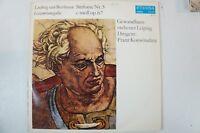 Beethoven Sinfonie 5 Gewandhaus Leipzig Franz Konwitschny Eterna 825414 LP38