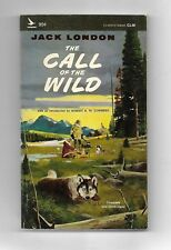 The CALL of the WILD ~ 1964 P/Back by JACK LONDON