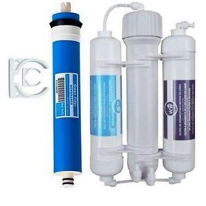 Osmoseur aquarium 100 GPD 380 l/J