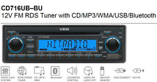 12 Volt Bluetooth PKW Radio RDS Tuner CD MP3 WMA USB Autoradio 2910000080700