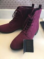 Forever 21 Wine Boots