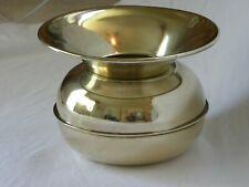 Brass Jim Beam Spittoon