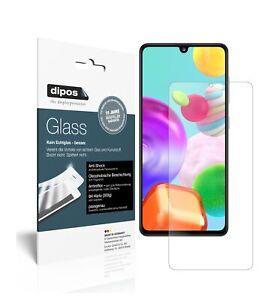 Screen Protector for Samsung Galaxy A41 matte Flexible Glass 9H dipos